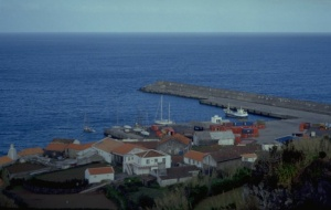 Piers in Lajes